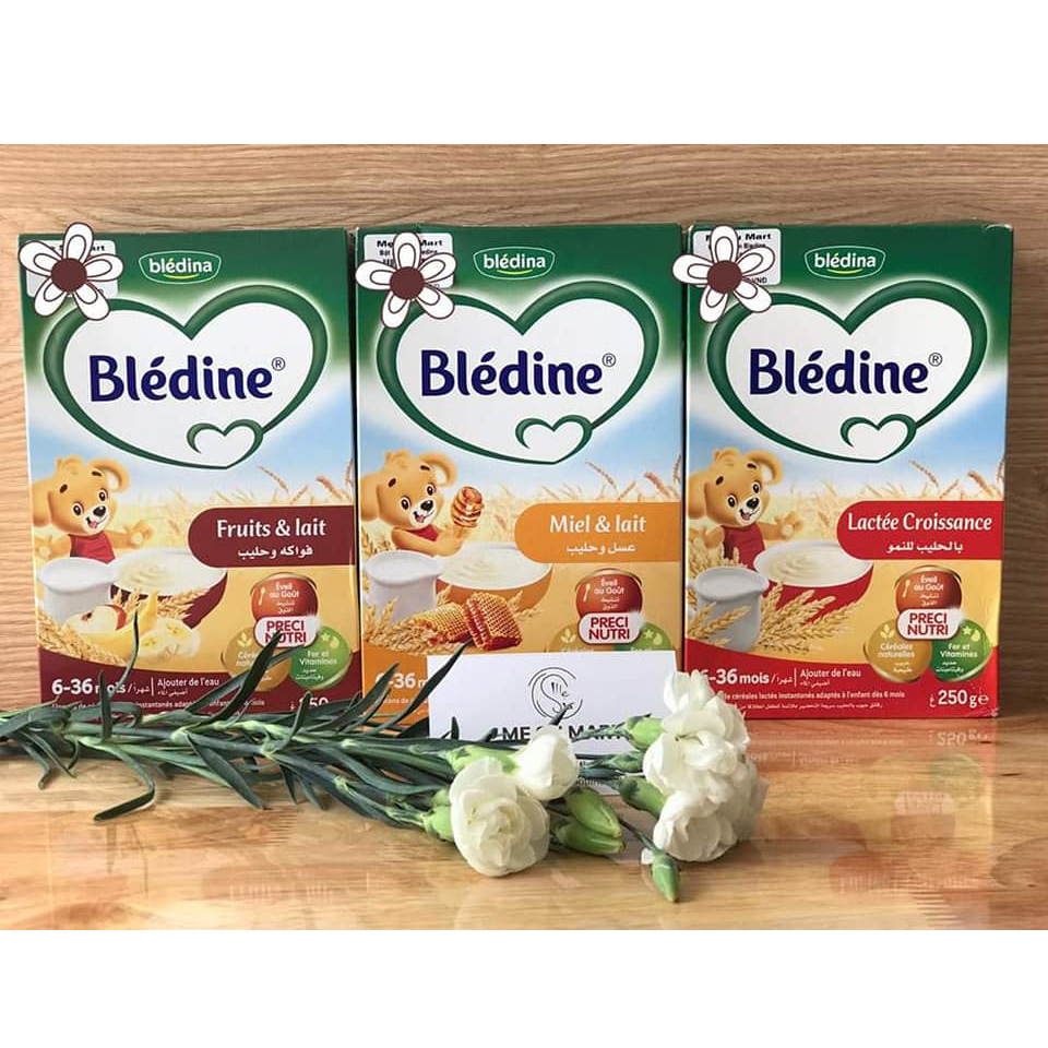 Bột ăn dặm Bledina