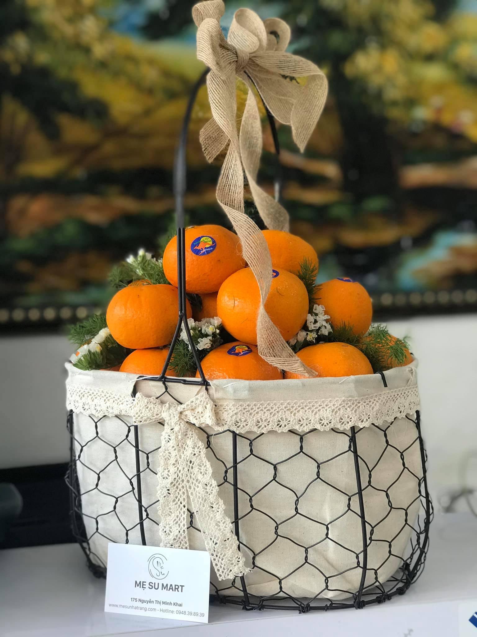 Giỏ trái cây