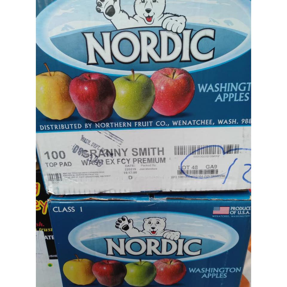 Táo xanh Nordic