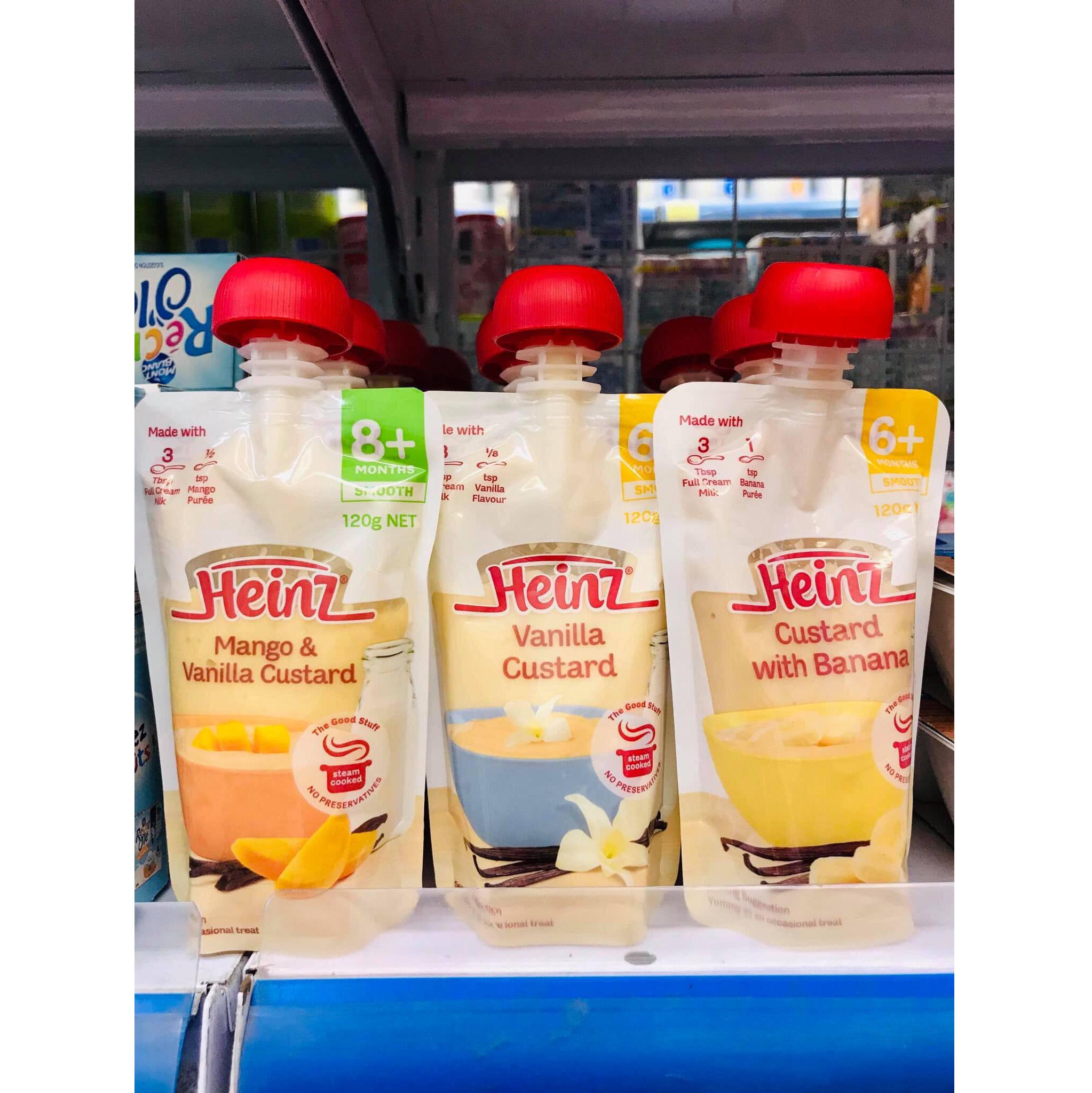 Váng sữa Heinz