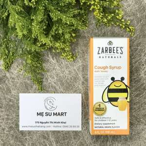 Zarbee's cough syrup