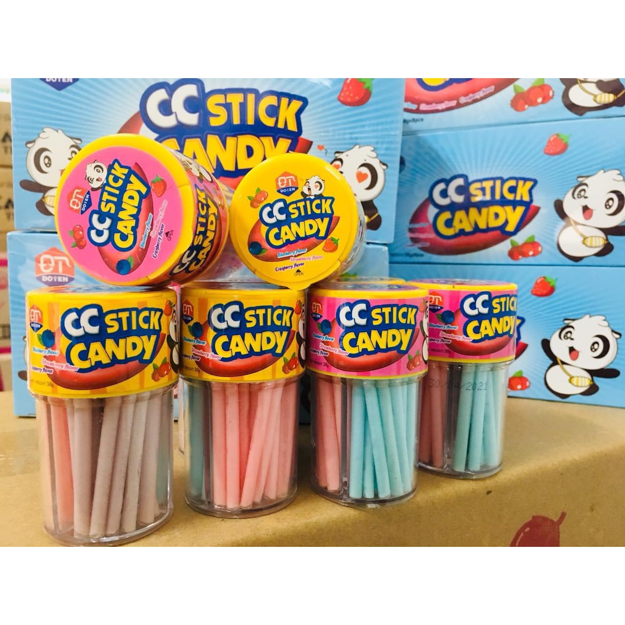 Kẹo que Stick Candy