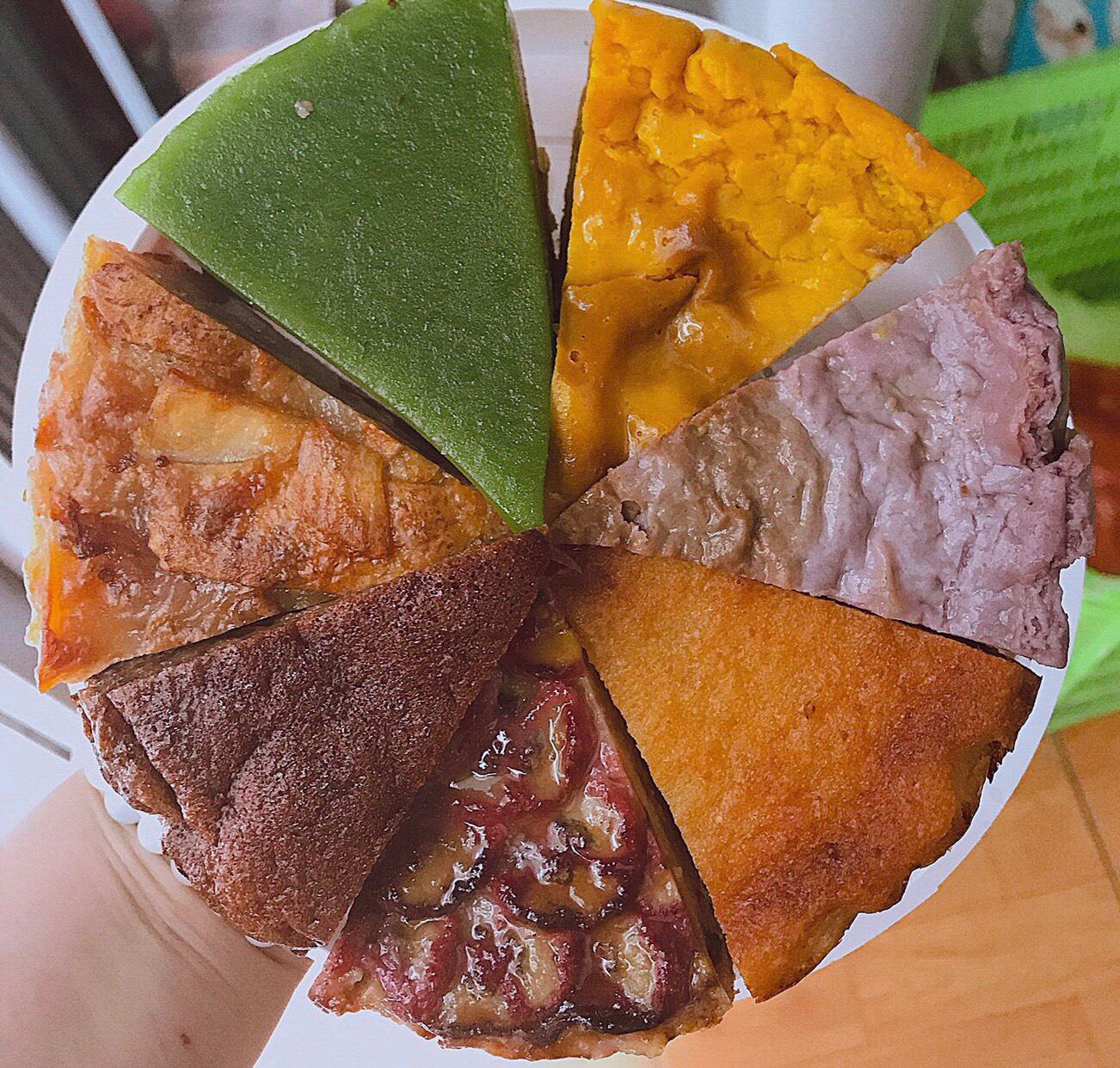 Bánh nướng thập cẩm (Khay)
