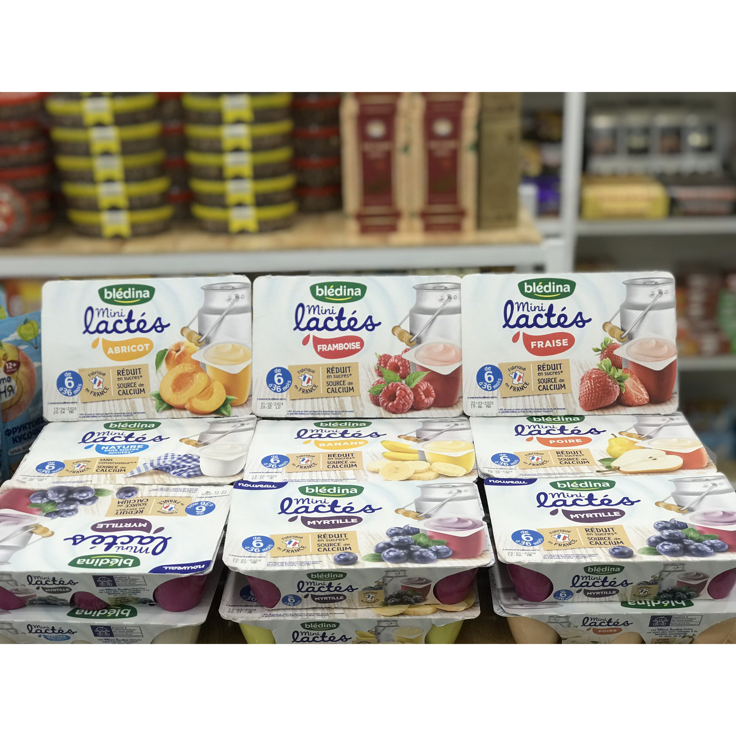 Sữa chua Lactes (Lẻ)