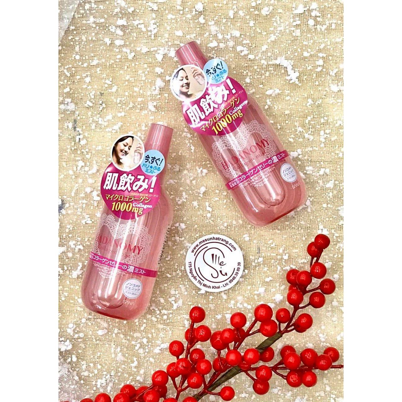 Hadanomy Collagen Mineral Spray